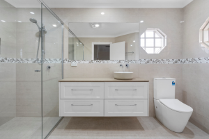 Spacious Ensuite with Natural Light